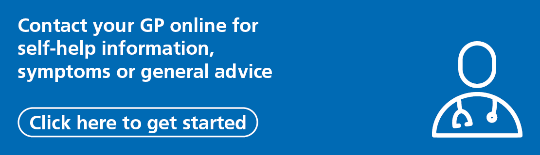Contact your doctor online - get started